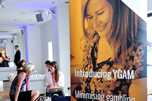 Presenting a workshop on gambling-related harm-prevention | YGAM